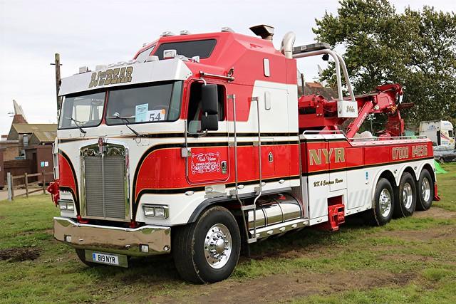N Y R  - B19 NYR @ Truckfest South East 03-09-17