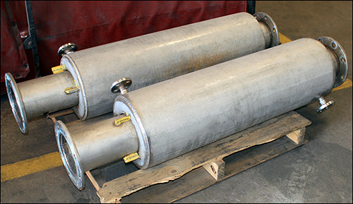 Externally Pressurized Expansion Joints for Pneumatic Conveying and Filtration at a Manufacturing Facility in Missouri