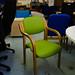 Meeting chair ex demo new E40