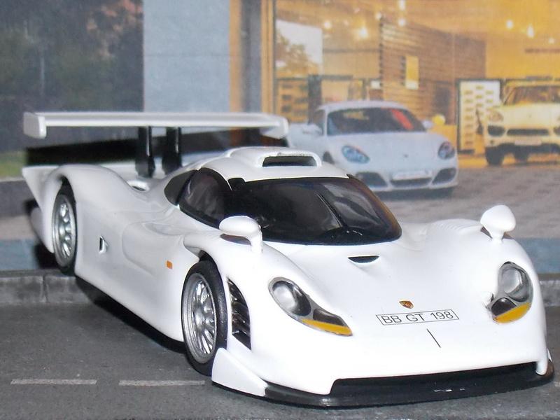 Porsche 911 GT1 – 1998