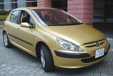 Peugeot 307 - 2001