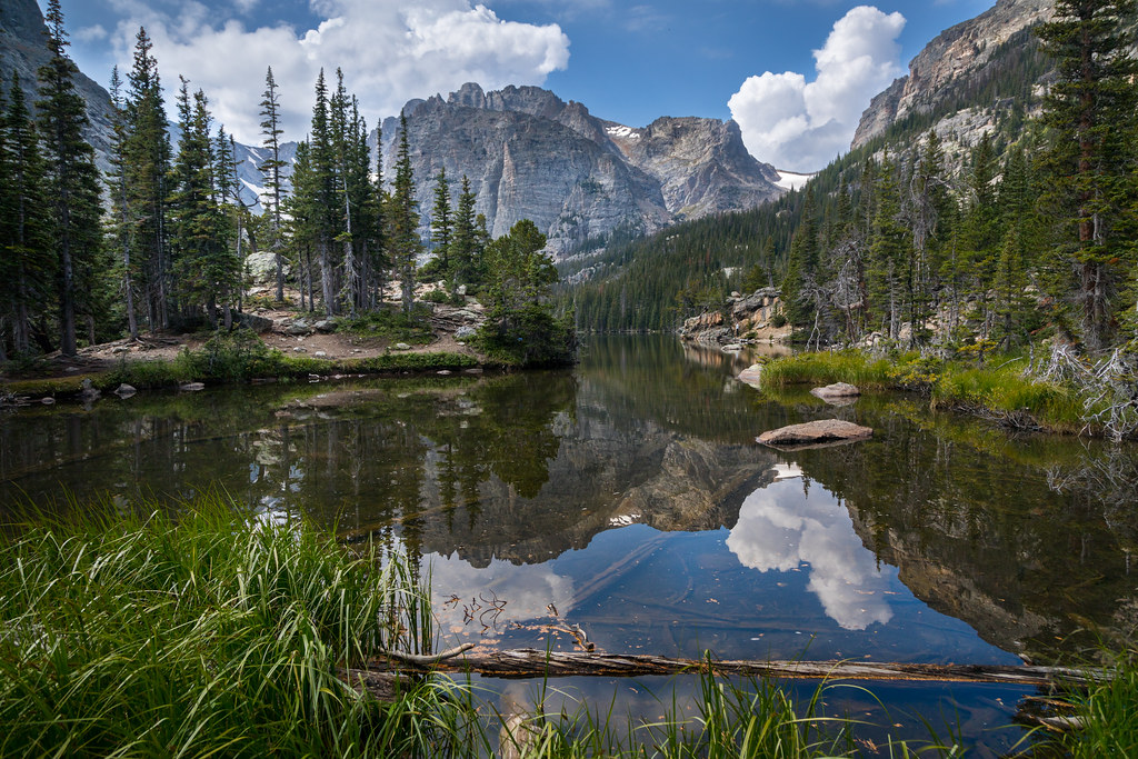 the loch | The Loch, a lake in Rocky Mountain National Park,… | Flickr