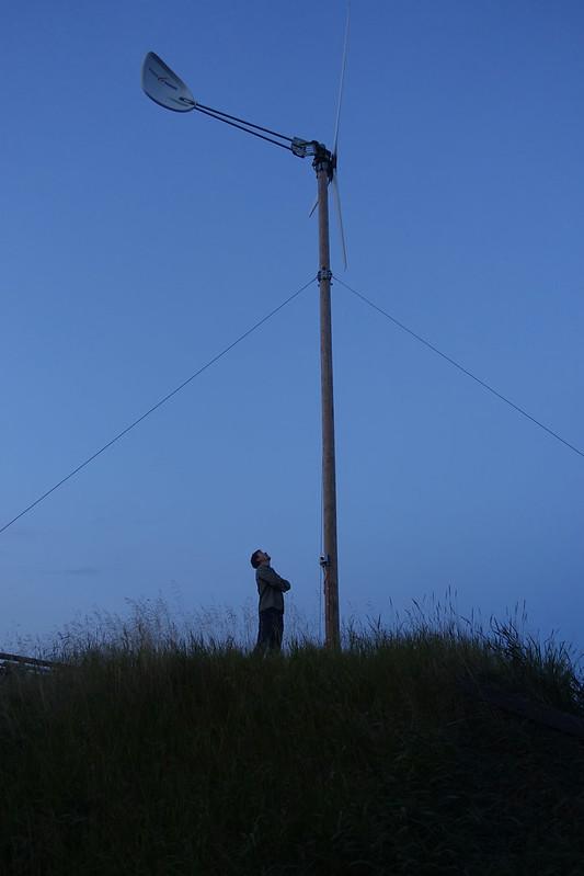 Söderfjärden, wind energy