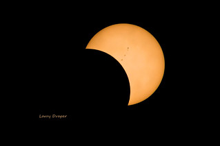 Eclipse Aug 2017 | by LarryD Imagery