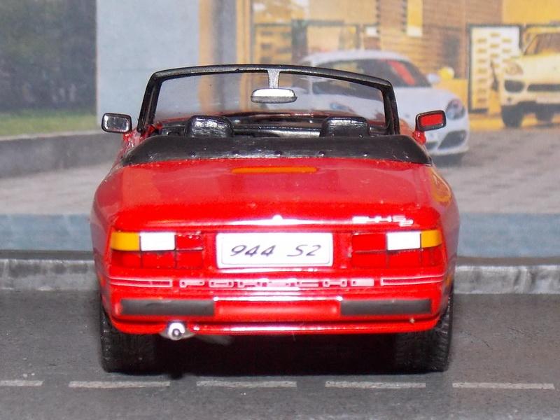 Porsche 944 S2 Cabrio – 1989