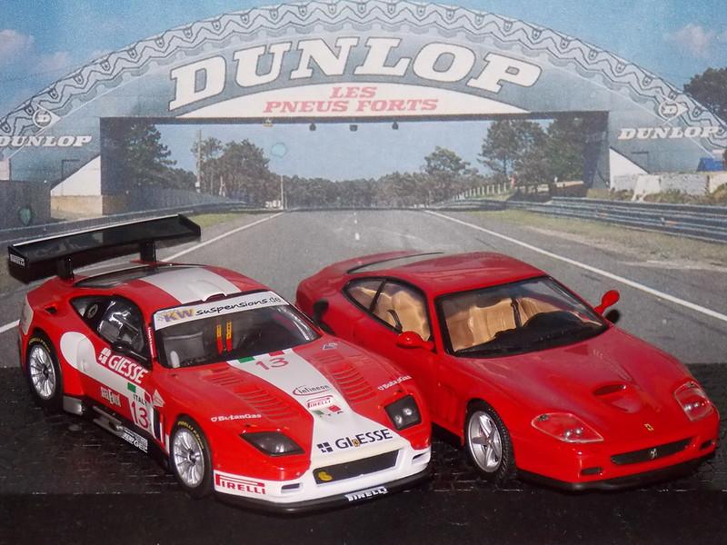 Ferrari 575M GTC – FIA GT 2004
