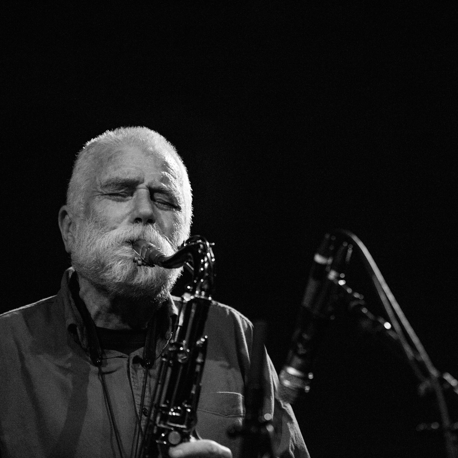 Peter Brötzmann – Toshinori Kondo – Heather Leigh-8405