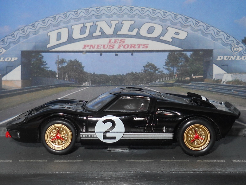 Ford GT MKii – Le Mans 1966