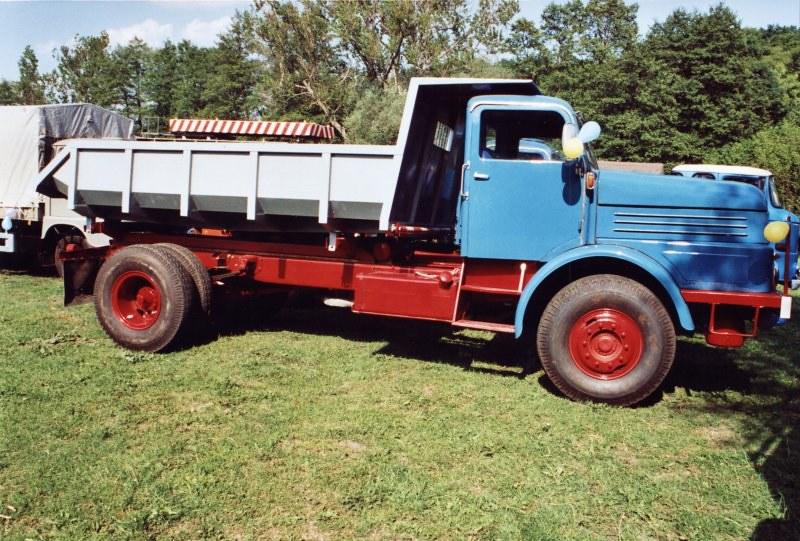 IFA H6 Kipper – 1952