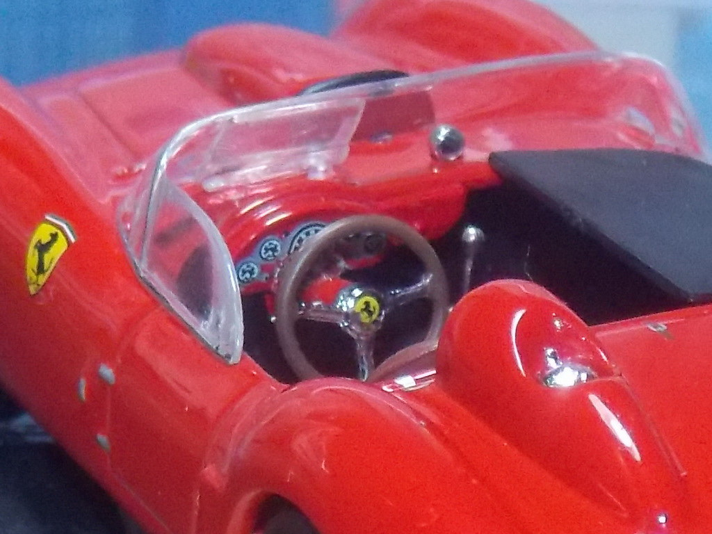 Ferrari 250 TR – 1958