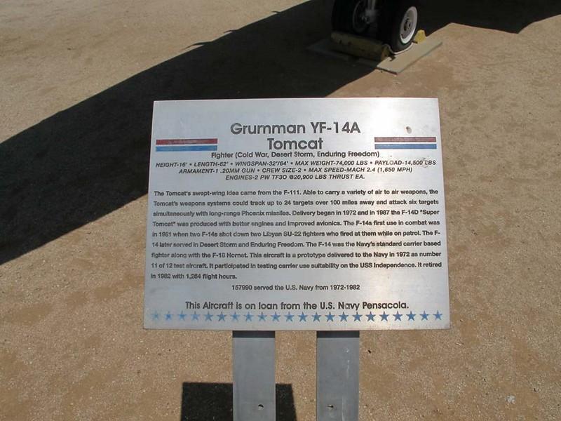 Grumman YF-14A Tomcat 2