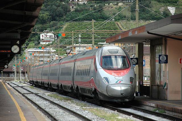 Trenitalia ETR500, Bozen