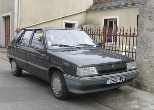 Renault 11 GTL | by Spottedlaurel