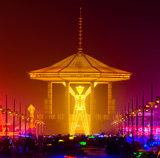 The Burning Man at Burning Man 2017 | by Michael Holden