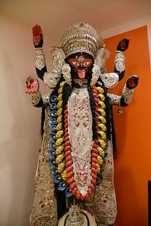 Hindu goddess Kali, National Museum, Copenhagen (4) | by Prof. Mortel
