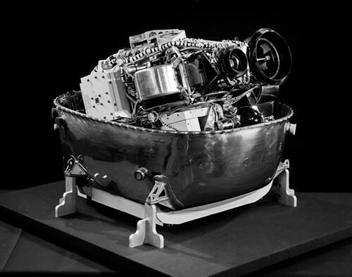 Lunar Orbiter camera system