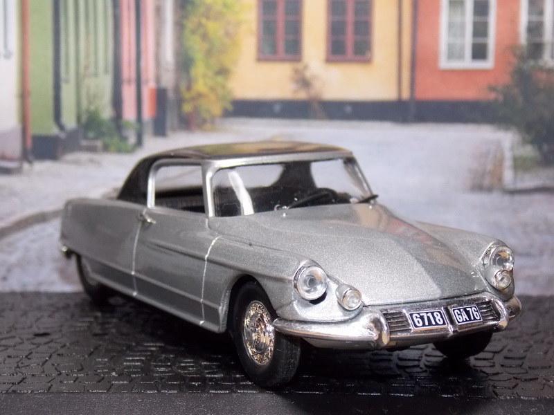 Citroën DS Chapron Le Dandy – 1967