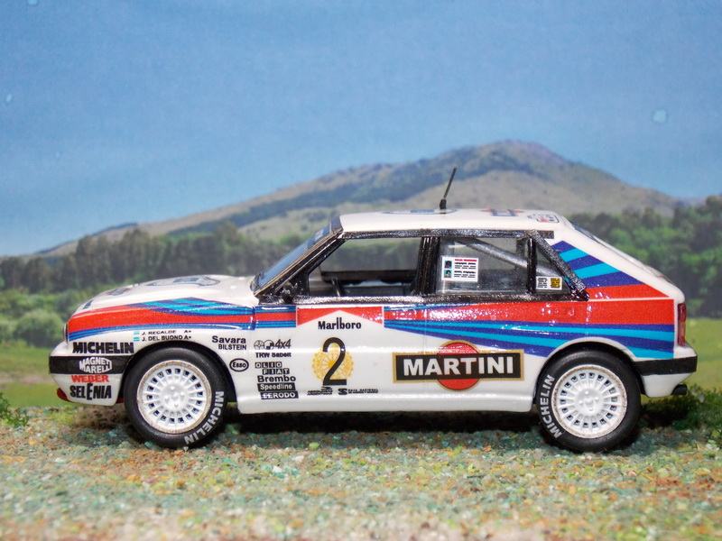 Lancia Delta Integrale – Argentina 1988