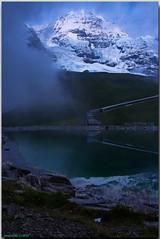 Jungfrau depuis le Falbodensee