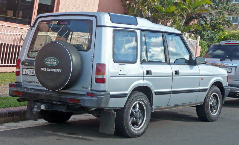Land Rover Discovery V8 – 1994