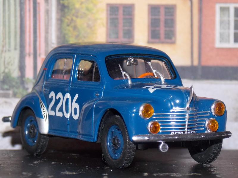 Renault 4CV – 1956