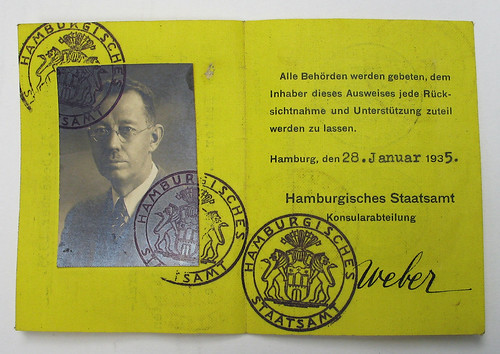 Schnare German ID card