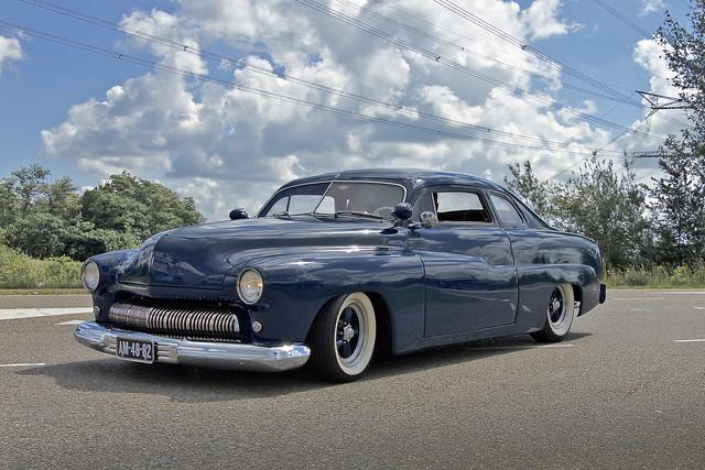 Mercury 1CM Series Coupé showcar 1951 (2422)