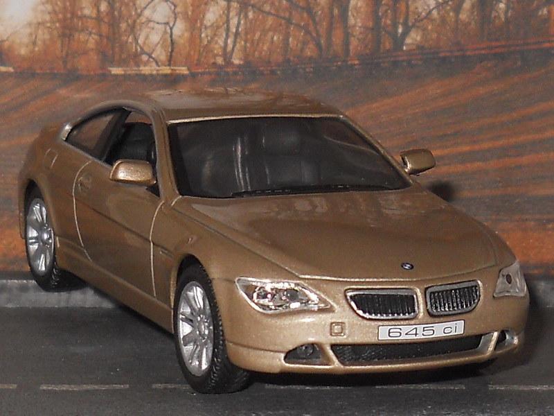 BMW 645i Coupé - 2003