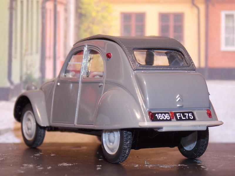Norev - Citroën 2CV