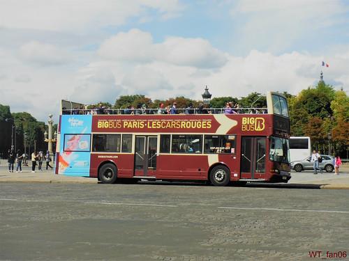 Tourist Bus Paris | by WT_fan06