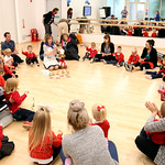 Tracey Corderoy & Steven Lenton early years event | © Brian Craig