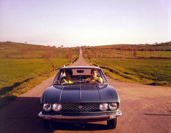 Fiat Dino 2000 Coupé – 1967