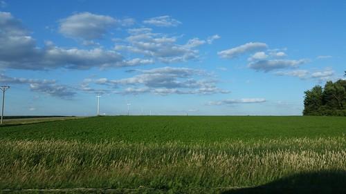 travel midwest summer minnesota mn paisaje landscape nature preserve parque park woods trails camino hiking prairie parquenacional nationalpark stateline southdakota sky clouds