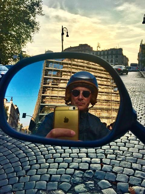 Selfie romano