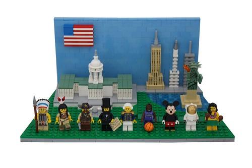 LEGO USA