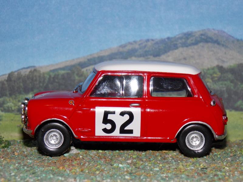 Mini Cooper S – Montecarlo 1965