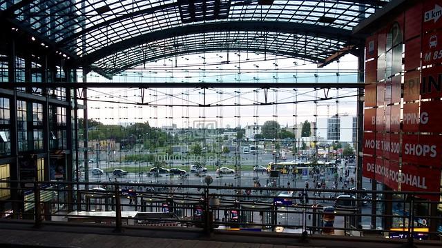 Hauptbahnhof / Berlijn