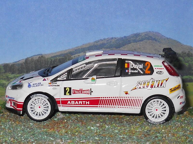 Fiat Grande Punto S2000 – San Remo 2009