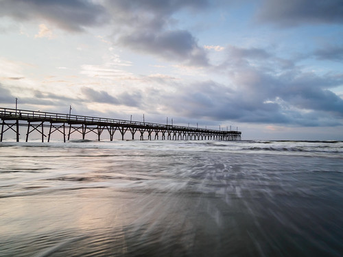 olympus ep5 panasonic 12mm32mm september 2017 atlantic ocean waves morning northcarolina nc water pier fav25 wallpaper