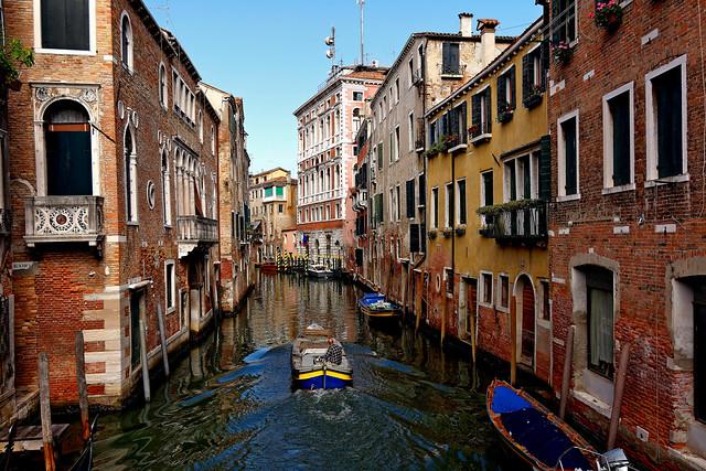 Venice : Rio de San Polo