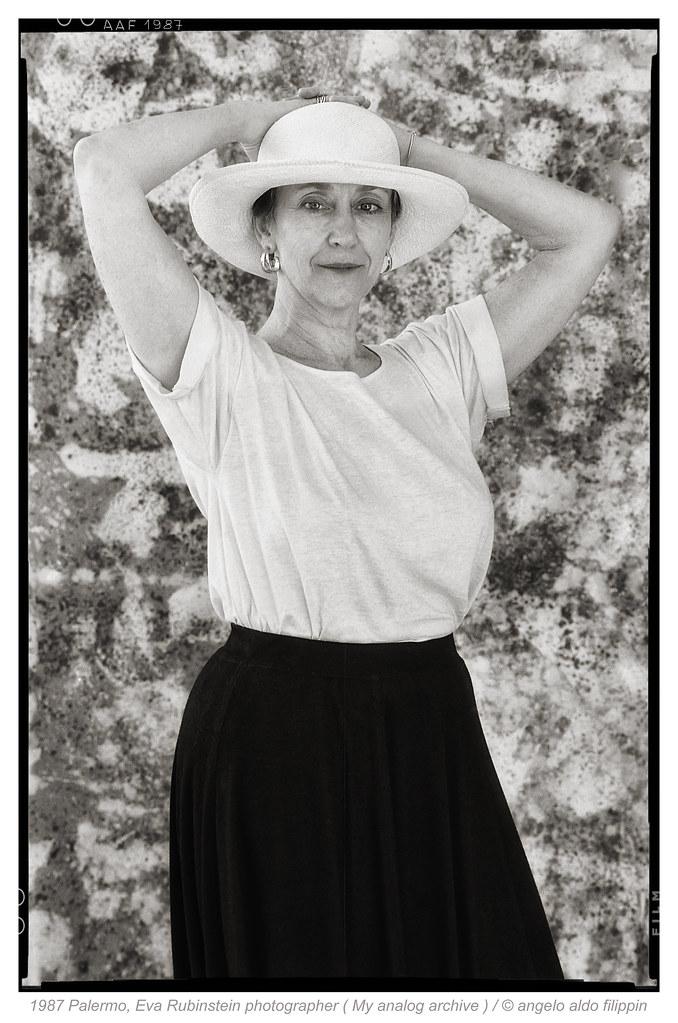 1987 Palermo, Eva Rubinstein photographer ( My analog arch