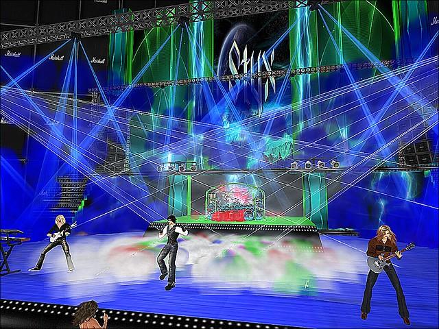 Styx In Concert -Light Show