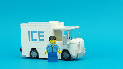 Ice Delivery Truck | by de-marco