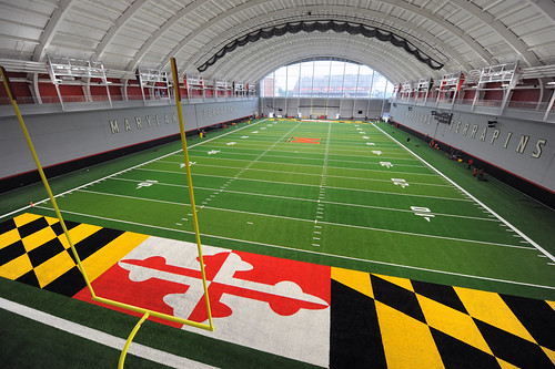 Governor Visits University of Maryland Football Team | by MDGovpics
