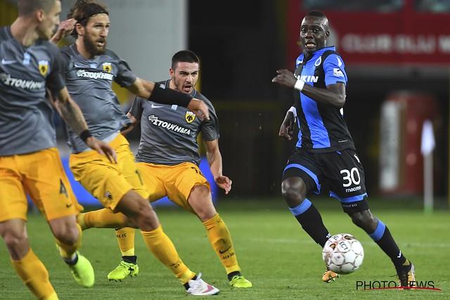 Club-AEK Athene 17-08-2017