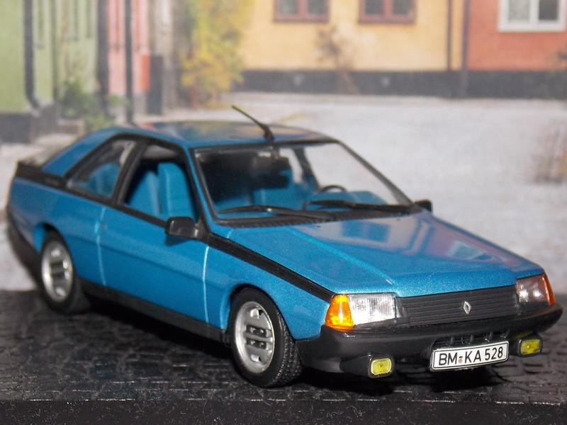 Renault Fuego GTX - 1981