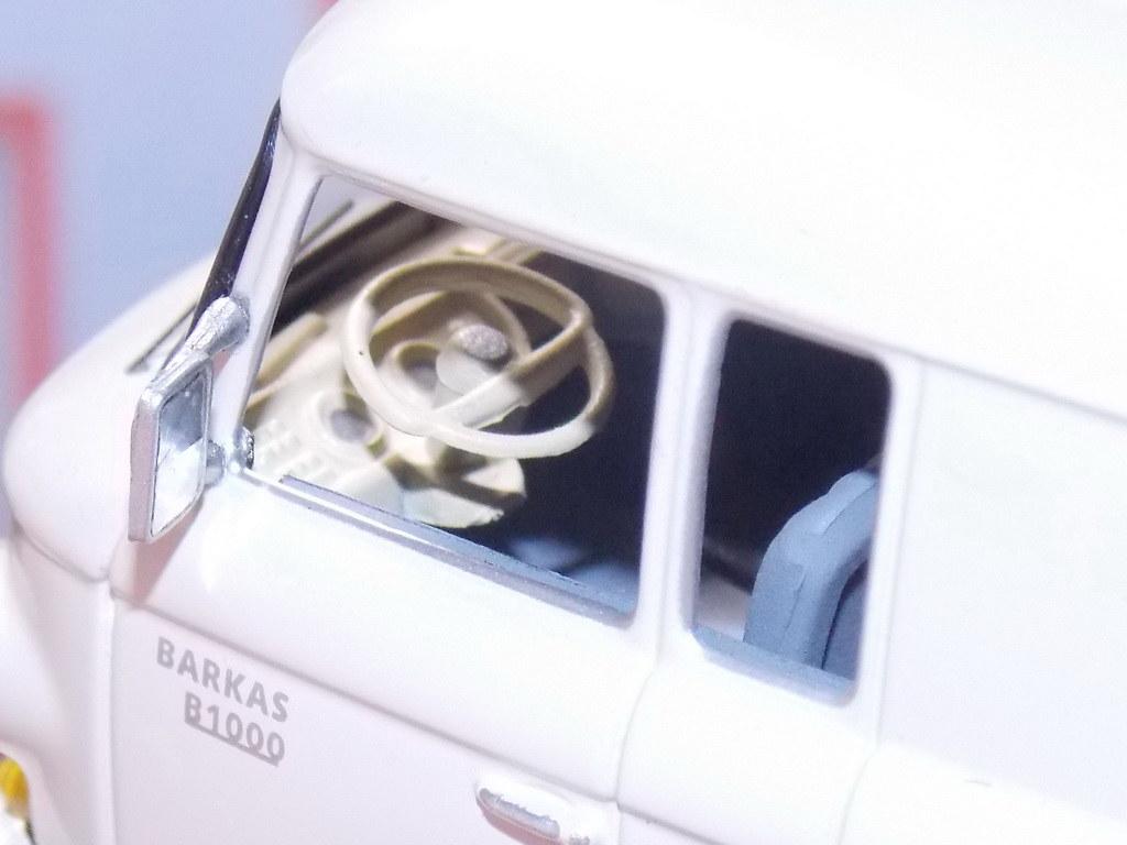 Barkas B1000 – 1961