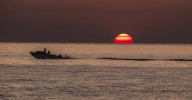 Sunrise in Badolato ... Calabria
