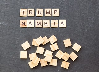 Trump praises health care of Nambia, a nonexistent African country | by marcoverch