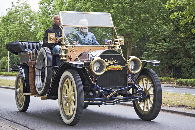 Cadillac Model 30 Open Touring 1911 (6401)